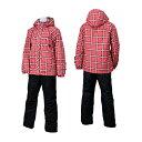 ONYONE(オンヨネ) レセーダ レディース スキーウェア RES87001 056P009(RED/BLACK)お値下げしました!