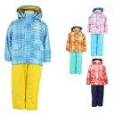 ONYONE RESEEDA(オンヨネ レセーダ) RES51005 スキーウェア キッズスキーウェア 上下セット 幼児 小学生 90 100 110 120