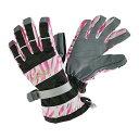 MOBUS(モーブス) 大人用スキーグローブ ボードグローブ 手袋 GWDB-456AD BLACK(ブラック)