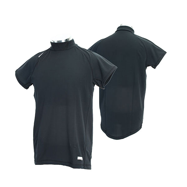 Durable distinguished shoulder sleeve ONYONE baseball gear OKA96401 009N On Yo Ne men training suit high gray termiddle neck shoulder sleeve () which there is a black (name in) 02P28oct13