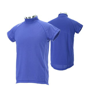 689 durable distinguished shoulder sleeve ONYONE baseball gear OKA96401 On Yo Ne men training suit high gray termiddle neck shoulder sleeve (riff Rex blue) 02P28oct13