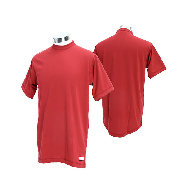 It is 056 realization ONYONE baseball gear OKA95405 On Yo Ne men undershirt high gray terhalf sleeve (crimson) 02P28oct13 with the condition that is most suitable at the time of exercise and a break