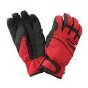ONYONE(オンヨネ) ラッシュエア メンズ・ユニセックス スキー グローブ RUA98101 056009(RED)