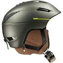 ★普通便で送料無料★【SALOMON】RANGER2 C.AIR  スキーヘルメット MET1604 L39124700(SWAMP)