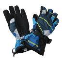 SPALDING(スポルディング) ボーイズ スキーグローブ 14GSPB351 BLUE(ブルー)