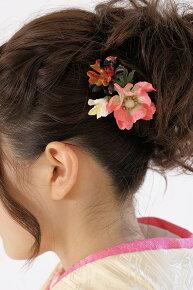 着物スタイルのおしゃれポイントに,髪飾りセット
