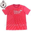 ミッキーマウス Tシャツ(ピンク) Disney Sports 2019ディズニー グッズ お土産【東京ディズニーリゾート限定】