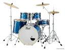 送料無料! Pearl パール ドラムセット EXPORT EXX Covering カバリング シンバル付ドラムフルセット (スタンダードサイズ)