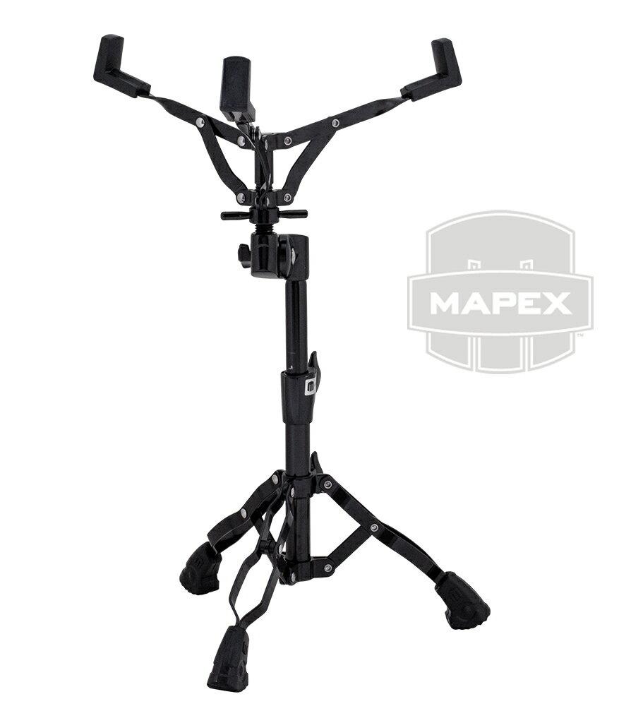 【在庫有り・即納OK!】スネアスタンド MAPEX (メイペックス) / MARS Series : S600EB (Black Finish / ブラック・フィニッシュ)