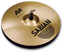 SABIAN AA METAL Hats [AA-14TMEH-B 14″(35cm) Top (Medium)] セイビアン AA ハイハットトップ