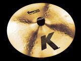 """クラッシュ Dark Crash Medium Thin ダーククラッシュミディアムシン 17"""" 43cm Medium Thin NKZL17DKC.MT / K Zildjian ジルジ"""