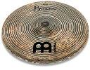 """ハイハットシンバル MEINL / マイネル Byzance Dark Series Rodney Holmes's signature cymbal:Spectrum Hihats 14"""" (ペア) / B14SH"""