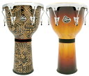 ジャンベ LPA632-VSB LP Aspire Bowl Shaped Djembe, Chrome Hardware, VSB- Vintage Sunburst  LP