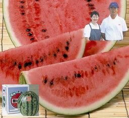 【お中元 ギフト】大月さんちのスイカ♪信州波田町から早朝の涼しいうちに収穫してお届け!期間限定・数量限定なのでお早めに! ギフト グルメ大賞 誕生日プレゼント 引越そば 内祝 お返し お祝い プチギフト 2016