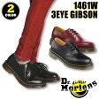 ドクターマーチン Dr.Martens 1461W 3EYE GIBSON3ホール ギブソン レザー ローカット レザーシューズ( 女性用 ) (11837600,002 ) 【 正規品 】 【 送料無料 】