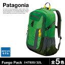 パタゴニア patagoniaフエゴ パック リュック デイパック メンズ ( 男性用 ) レディース ( 女性用 ) 兼用( 47920 )