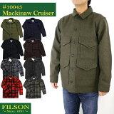 【決算セール】フィルソン FILSON マッキーノクルーザーMackinaw Cruiser Jacket ウール24オンス ジャケット コート アウターメンズ ( 10043 )【正規品】【送料無料】