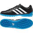 adidas ゴレット V TF アディダス コアブラック/Rホワイト/Sブルー サッカー トレーニング シューズ 大人用 審判さんもオススメです。