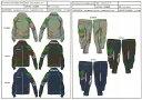アスレタ 2015FW STYLE-03262-03265 スウェット ZIP パーカー・パンツ 上下セット