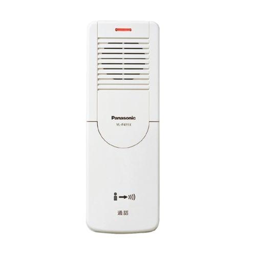 [ VL-F411X-W ] パナソニック ハンズフリー インターホン ドアホン親機 【電源直結式】 [ VLF411XW ]