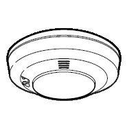 [SH16932K]Panasonicパナソニック電工ガス漏れ警報器ガス当番都市ガス用ヘッド【DC24V】引掛け式・有電圧出力型(テストガス別)[SH16932K]