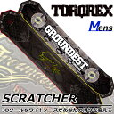 TORQREX トルクレックス GROUNDEST LIMITED SCRATCHER スクラッチャー 17-18 送料無料 10%OFF 予約