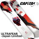 18-19 CAPITA キャピタ ULTRAFEAR JAPAN LIMITED ウルトラフィアージャパンリミテッド MENS メンズ 送料無料 30%OFF 即出荷 align=