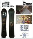 【30%OFF】【送料無料】≪試乗ボード≫14-15 SNOWBOARD TORQREX WYVERN / WYVERN Glide 【143】【smtb-f】