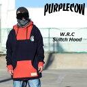 ショッピングswitch 本体 purplecow パープルカウ snow hoodie 30%OFF