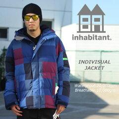 INHABITANT インハビタント INDIVISUAL JACKET インディビジュアルジャケット 別注カラー XND7010SN 40%OFF