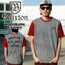 ショッピングスノーボード BRIXTON ブリクストン WOODBURN S/S KNIT