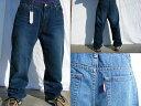 homledd original patch work jeans indigo 【XL】