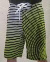 ≪一万円以上の購入で送料無料≫【20% OFF】GRENADE EXPLOSIVE BOARD SHORTS/SURF PANTS 【LIME】 【30】GBMS2-04