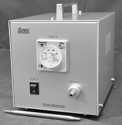 オゾン発生器 Soec300 (300mg/h)