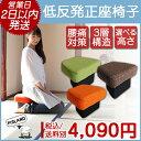 ロングセラー商品スポンジ専門店が考えた高品質な低反発クッション座椅子高品質正座いす低反発クッション椅子クッション腰痛対策 送料無料