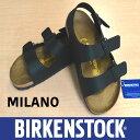 送料無料 BIRKENSTOCK MILANO ビルケンシュトック ミラノ ブラックR N レディース メ