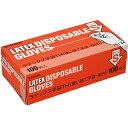 ラテックス手袋TH Sサイズ 100枚/箱   6箱/ケース 衛生手袋