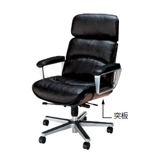 ポイント10倍 11/27〜12/1 コクヨ  マネージメントチェアー 130シリーズ 社長椅子 役員椅子 ハイバック 本革 CR-G131L