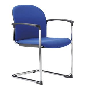 アイコ 会議 チェア 肘付 キャンチレバー脚タイプ MC-875 送料無料!AICO キャスターなし 肘掛け付き ミーティングチェア 会議椅子 会議用椅子 ミーティング 椅子 会議 チェア(椅子 いす イス) 打ち合わせ 応接 接客 カウンター用 オフィス業務用