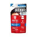 【送料無料】PROTEC頭皮ストレッチシャンプー替230G