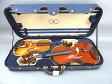 バイオリン/ビオラ コンビケース Violin + Viola Case ネイビー