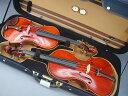 バイオリン/ビオラ コンビケース Violin + Viola Case Black
