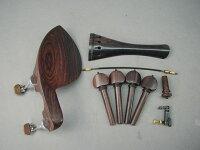 ViolinFittingsetGuaruneriFrenchBlackModel