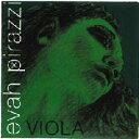 ビオラ弦セット エヴァピラッツィ Pirastro EVAH PIRAZZI Viola set