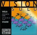 ヴィジョン ビオラ弦 ソロ VISION Solo Set for Viola
