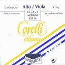 ビオラ弦セット CORELLI ALLIANCE