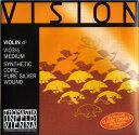 バイオリン弦 VISION-D線(1/16-1/2)
