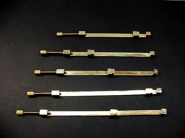 Crack Clamp 5 Set for violin/viola A