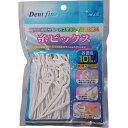 デントファイン 糸ピックス お徳用 101本入 (携帯ケース付)