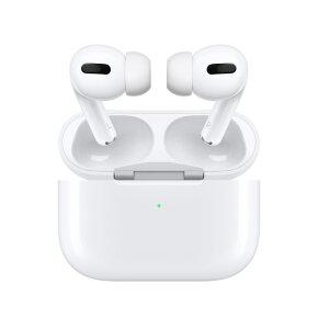 【キャッシュレス5%還元 全国送料無料 平日15時・土曜14時まで当日発送】AirPods pro MWP22J/Aエアポッズプロ Bluetooth対応ワイヤレスイヤホン「Apple アップル純正ワイヤレスイヤホン」[ラッピング対応可]
